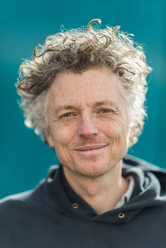 Head Shot of Co-Director Billy Alwen Smiling