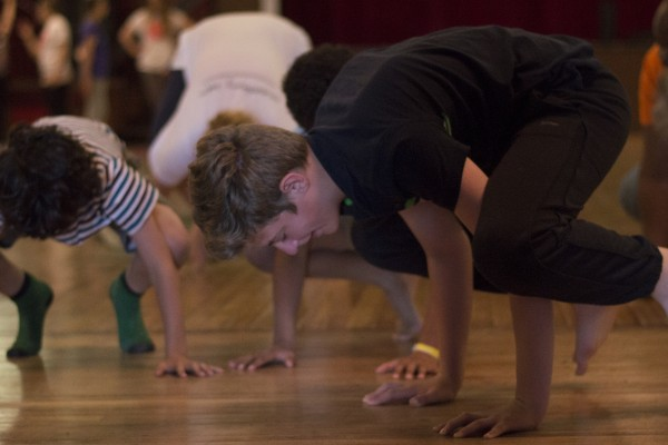 Extraordinary Bodies Plays comes to Bristol as part of Circus City