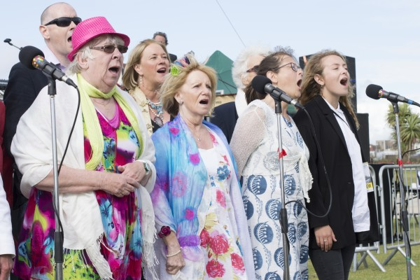 Join our integrated choir in Bristol!