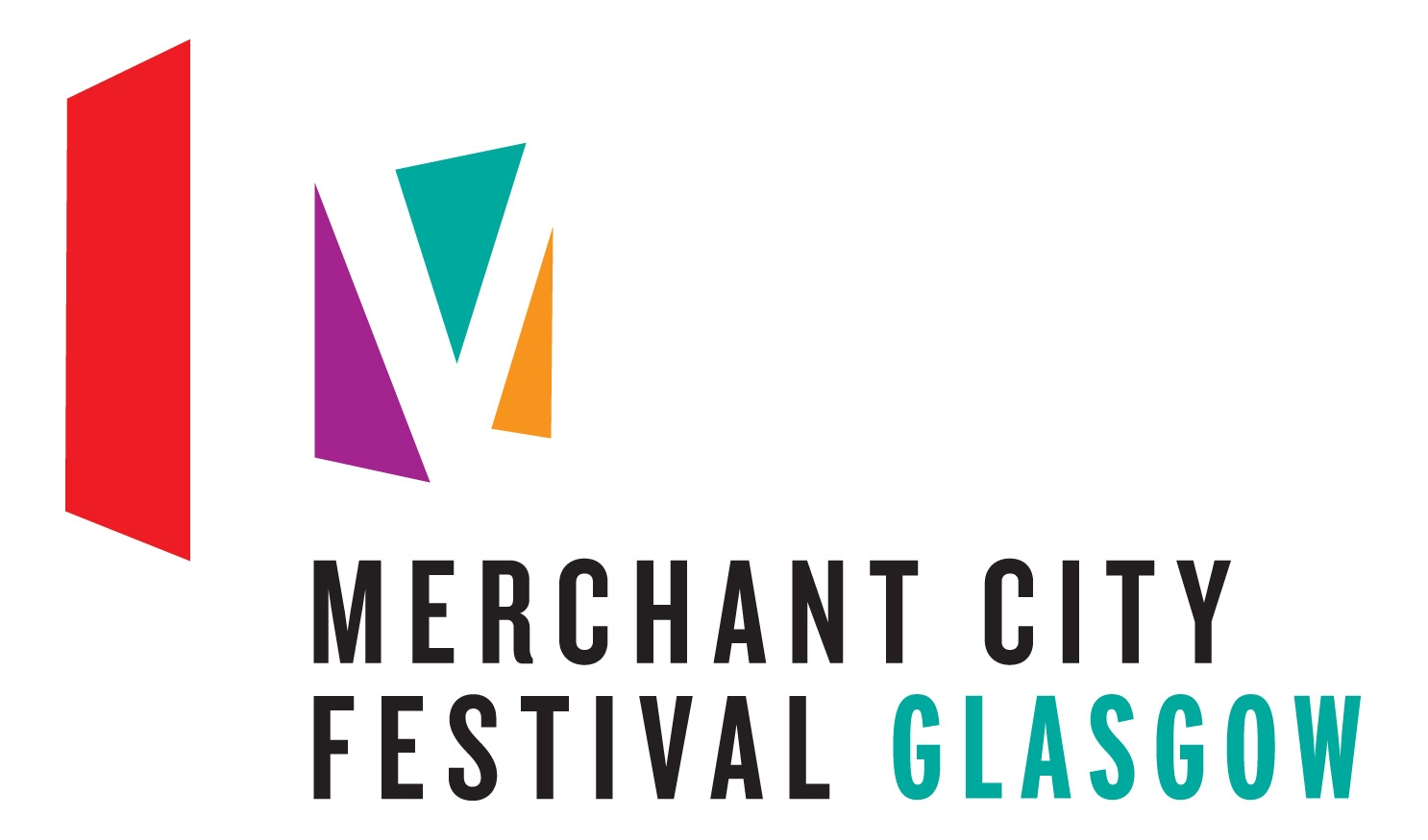 Merchant City Festival Logo