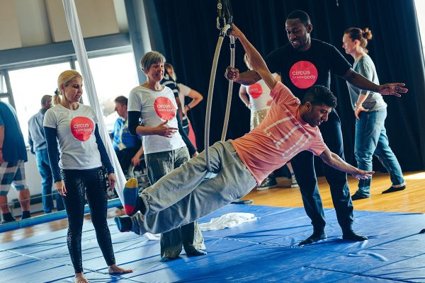 New Toolkit to Unlock Accessible Circus