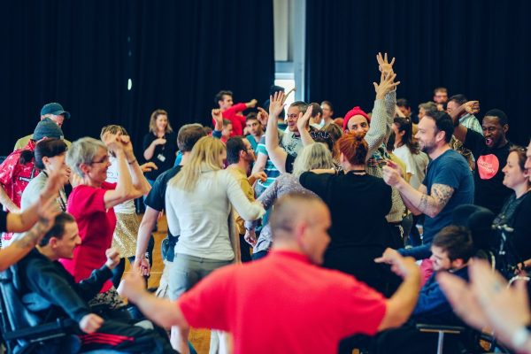 Diverse City with Extraordinary Bodies receive NPO investment from Arts Council England