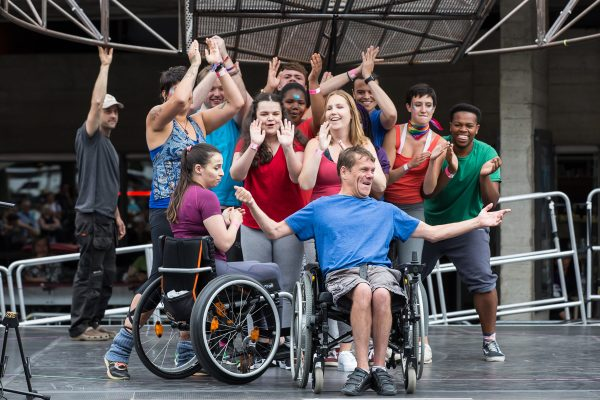 Cultural Recovery Fund news signals bright future for Extraordinary Bodies