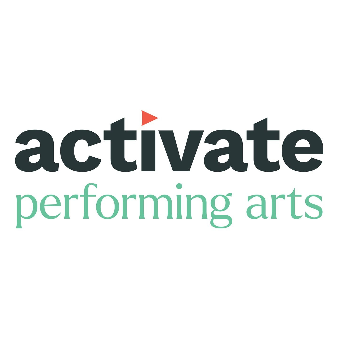 Activate Performing Arts logo