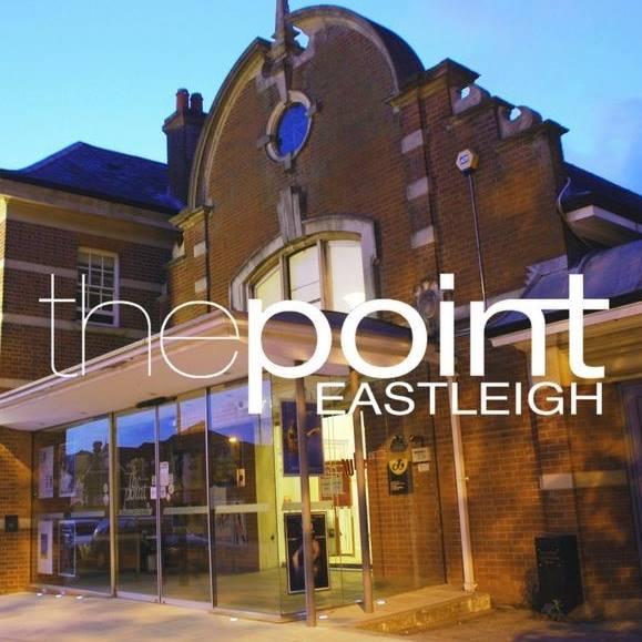The Point Eastleight logo