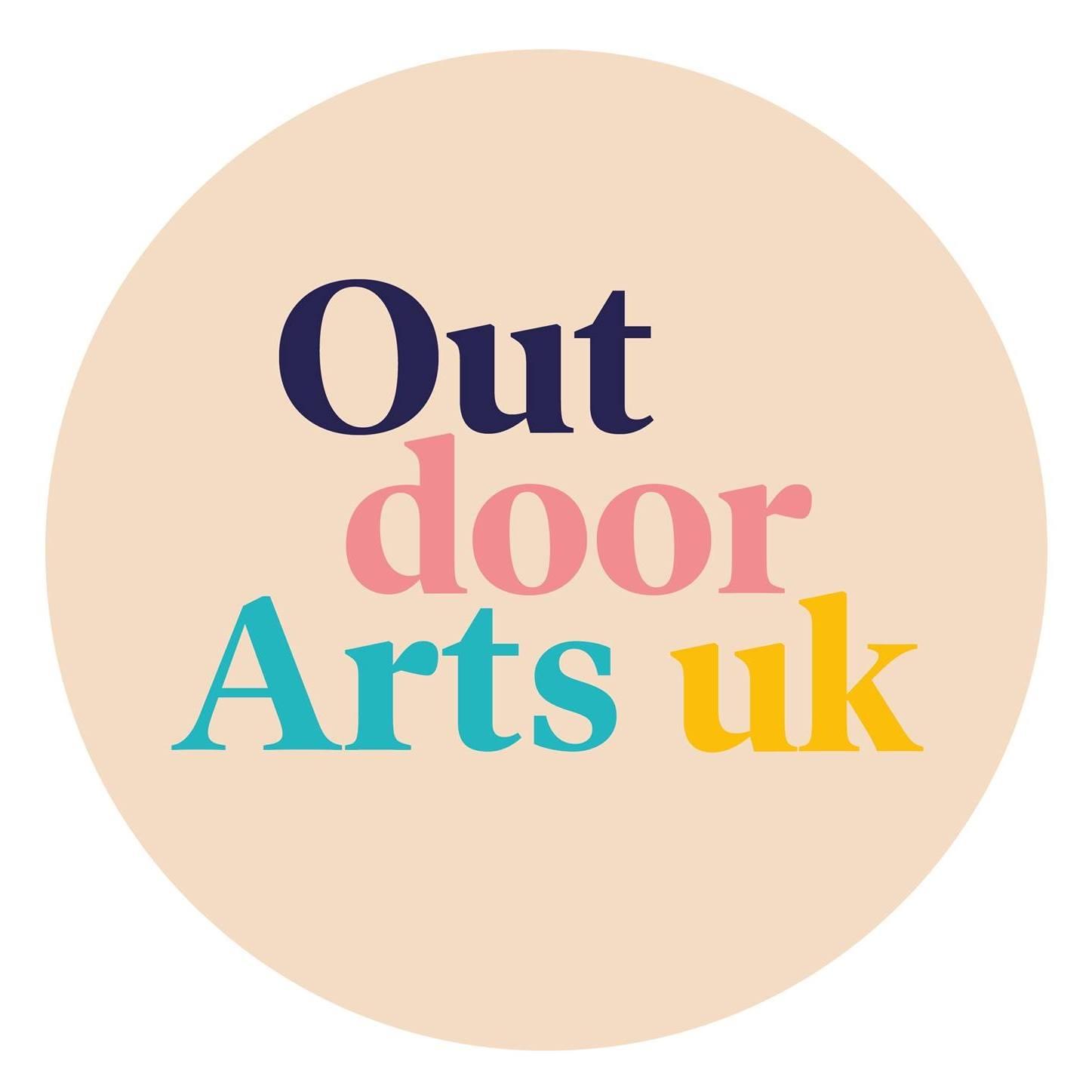 Outdoor Arts UK logo