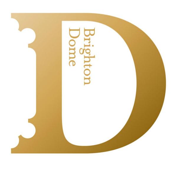 Brighton Dome logo