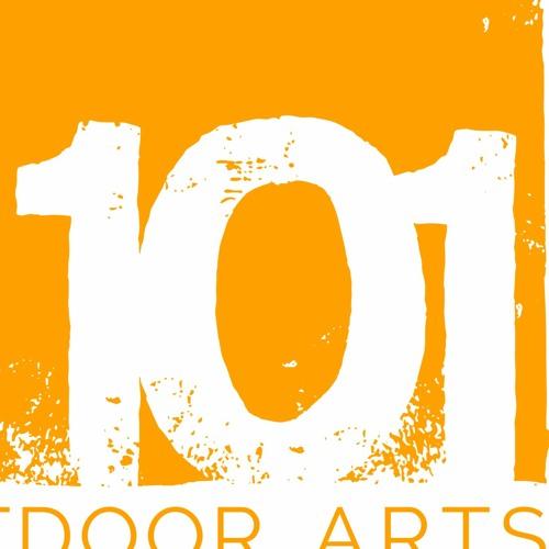 101 Outdoor Arts logo